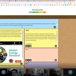 DESIGN THINKING FOR SUSTAINABILITY EDUCATION PROJECT MANAGEMENT MEETING WAS HELD ONLINE